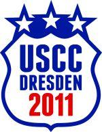 Aufkleber - USCC Dresden 2011