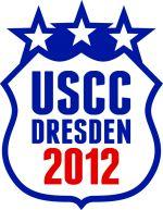Aufkleber - USCC Dresden 2012