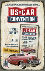 USCC2019 ♦ TICKET ONE DAY